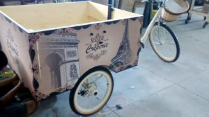 Adesivagem de Bike Food Dream Bike