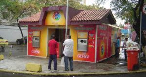 Adesivagem de Estações Reciclagem Replaneta Extra Brasil