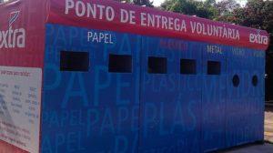 Bancas de Reciclagem Envelopadas
