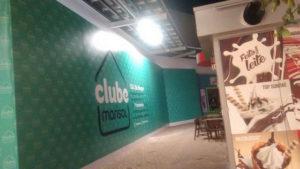 Adesivagem de Tapume Outlet Catarina São Roque Club Marisol